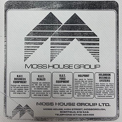 Moss House Group Sheffield