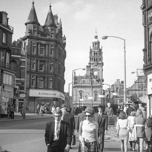 Sheffield in the 70s