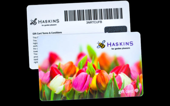 plastic card barcodes