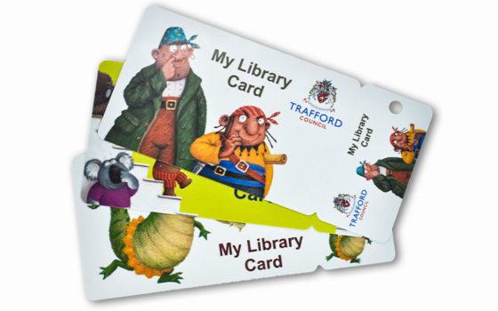 Key Tag Plastic Cards