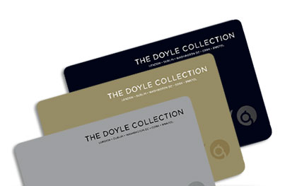 Doyle Collection Cards