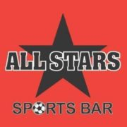 all stars sports bar logo