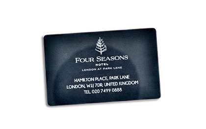 Four Seasons Card