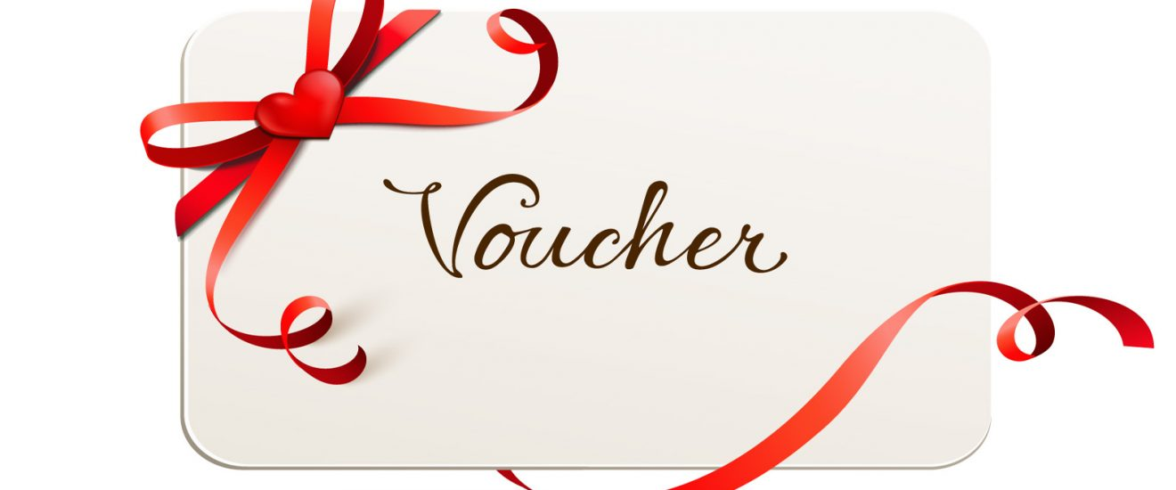 Gift Vouchers Printed